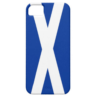 スコットランドの国旗の国家の記号 iPhone SE/5/5s ケース