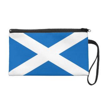 スコットランドの旗が付いているBagettesのバッグ リストレット