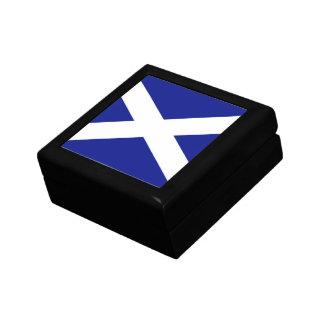 スコットランドの旗のギフト用の箱 ギフトボックス