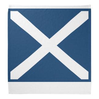 スコットランドの旗のバンダナ バンダナ
