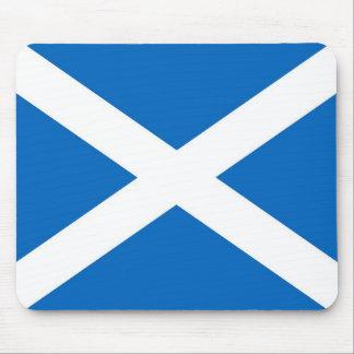スコットランドの旗のマウスパッド マウスパッド