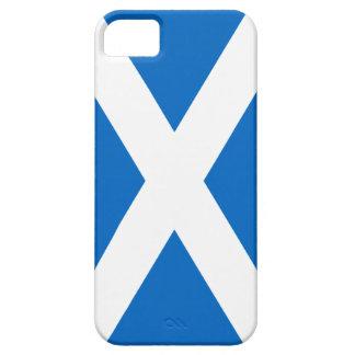 スコットランドの旗の自由 iPhone SE/5/5s ケース