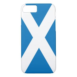 スコットランドの旗のiPhoneの場合 iPhone 8/7ケース