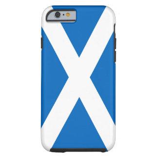 スコットランドの旗-スコットランドの旗の記念品 iPhone 6 タフケース