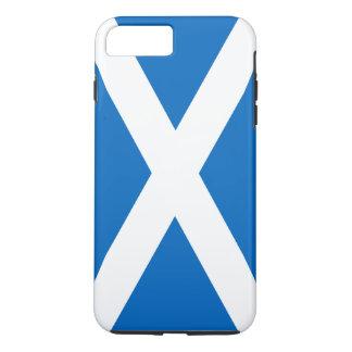 スコットランドの旗-スコットランドの旗の記念品 iPhone 8 PLUS/7 PLUSケース