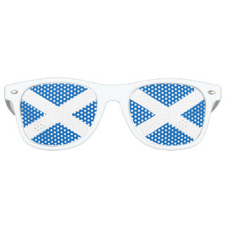 スコットランドの旗-スコットランドの旗 レトロサングラス