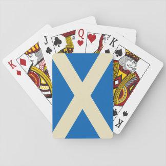 スコットランドの旗 トランプ