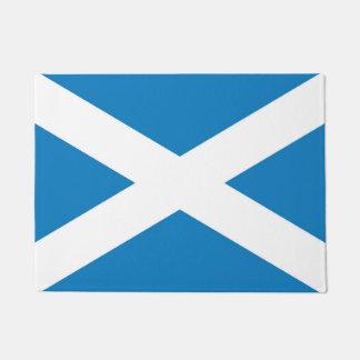 スコットランドの旗 ドアマット