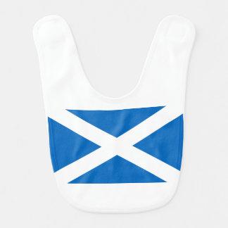 スコットランドの旗 ベビービブ