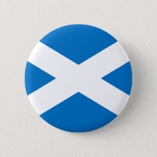 スコットランドの旗 缶バッジ