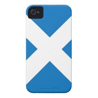 スコットランドの旗 Case-Mate iPhone 4 ケース