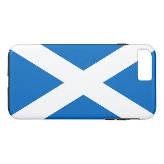 スコットランドの旗 iPhone 8 PLUS/7 PLUSケース