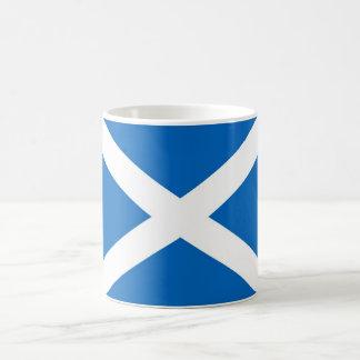 スコットランドの旗/Saltireのマグ コーヒーマグカップ