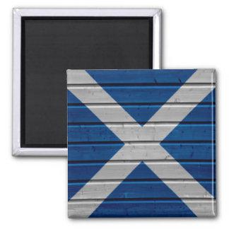 スコットランドの木の板の質の磁石 マグネット