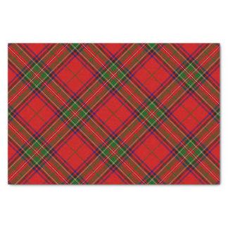 スコットランドの格子縞 薄葉紙