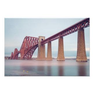 スコットランドの橋 フォトプリント