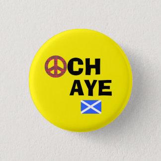 スコットランドの独立反核バッジ 3.2CM 丸型バッジ