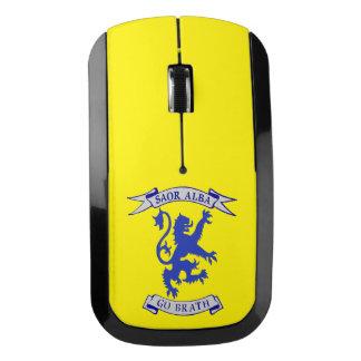スコットランドの独立自由なライオンのスコットランドのマウス ワイヤレスマウス