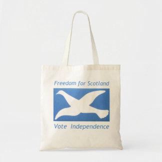 スコットランドの独立~ショーあなたのサポート2014年! トートバッグ