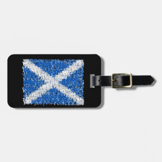 スコットランドの独立: スコットランドのYesの旗、 ラゲッジタグ