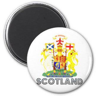 スコットランドの紋章付き外衣 マグネット