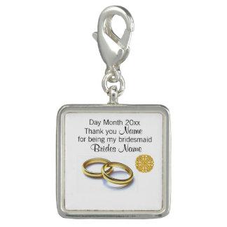 スコットランドの結婚式の記念品、ギフト、サービス品 チャーム