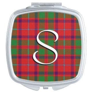 スコットランドの美しいの一族のショウのタータンチェック格子縞
