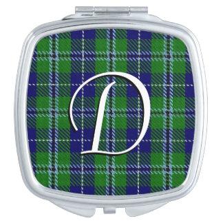 スコットランドの美しいの一族のダグラスのタータンチェック格子縞