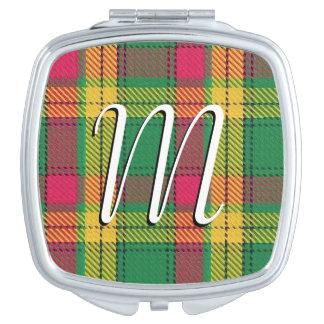 スコットランドの美しいの一族のマクミランタータンチェック格子縞