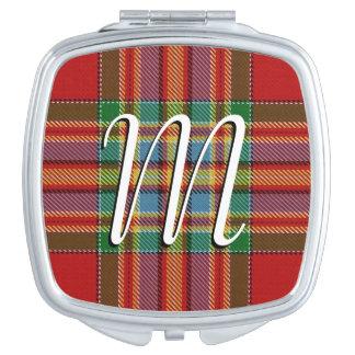 スコットランドの美しいの一族のChattanのタータンチェック格子縞