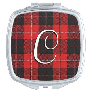 スコットランドの美しいの一族のCunninghamのタータンチェック格子縞