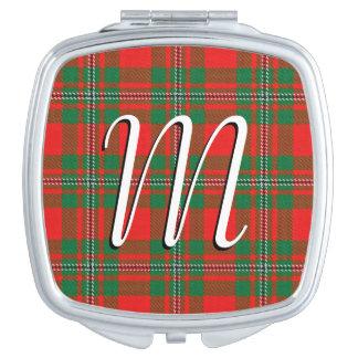 スコットランドの美しいの一族のGregor MacGregorのタータンチェック格子縞
