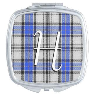 スコットランドの美しいの一族のHannayのタータンチェック格子縞