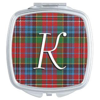 スコットランドの美しいの一族のKiddのタータンチェック格子縞