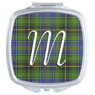 スコットランドの美しいの一族のMacInnesのタータンチェック格子縞