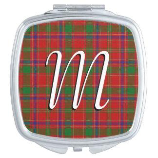 スコットランドの美しいの一族のMunroのタータンチェック格子縞