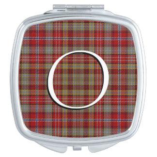 スコットランドの美しいの一族のOgilvie Ogilvyのタータンチェック格子縞