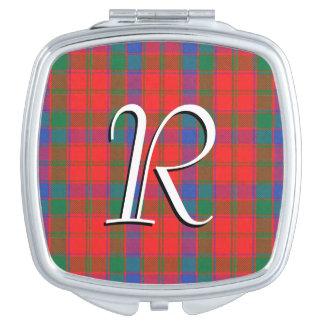 スコットランドの美しいの一族のRobertsonのタータンチェック格子縞