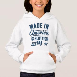 スコットランドの部品が付いているアメリカで作られる