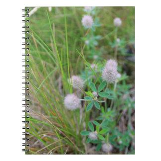 スコットランドの野生の花のノート ノートブック