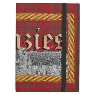 スコットランドの高地からの一族Menzies、 iPad Airケース