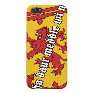 スコットランドのiphone 4ケース iPhone SE/5/5sケース