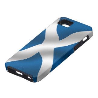 スコットランドのiPhone 5の穹窖Tough™の旗 iPhone SE/5/5s ケース