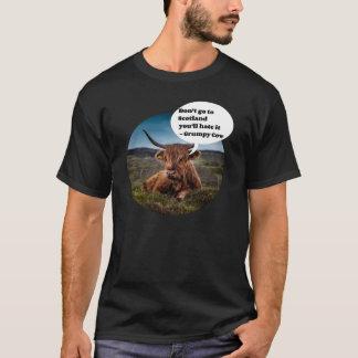 スコットランドのTシャツに行かないで下さい Tシャツ