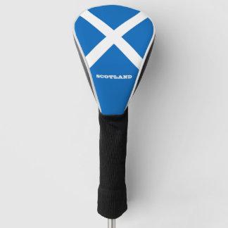 スコットランドまたはSaltireの旗 ゴルフヘッドカバー