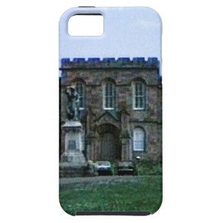 スコットランドインバーネスの城の芸術のスナップ37689aのjGibney iPhone 5 Cover