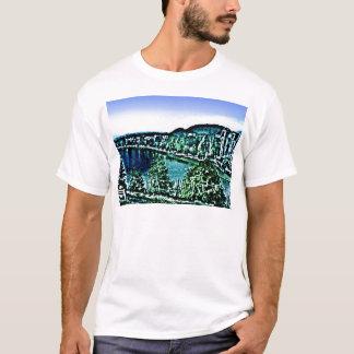 スコットランドインバーネス教会Art2スナップ39246のjGibney Tシャツ
