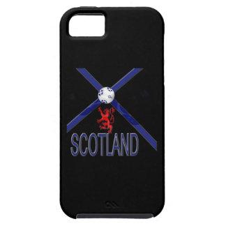 スコットランドカバー iPhone SE/5/5s ケース