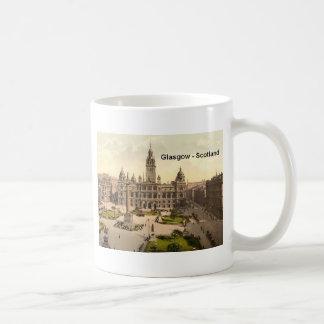 スコットランドグラスゴージョージスクエア(St.K.) コーヒーマグカップ