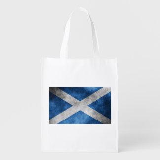 スコットランドグランジなSt Andrewの十字 エコバッグ